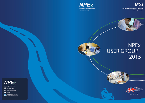 NPEx User Group
